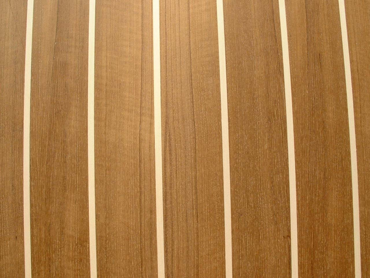 Teak And Holly Flooring