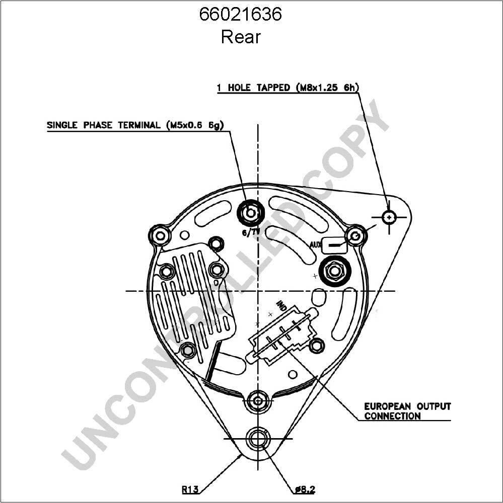 medium resolution of wiring diagram a127 luca alternator