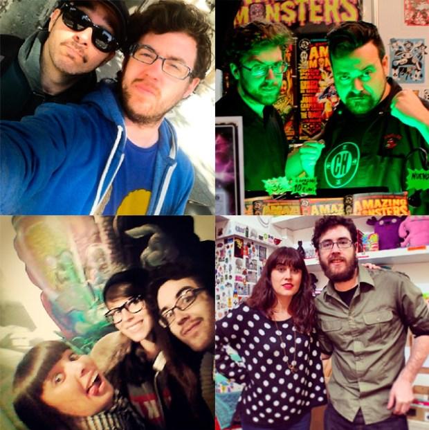Fotos con + personas del 2014