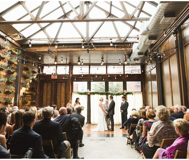 Brooklyn Winery Real Weddings