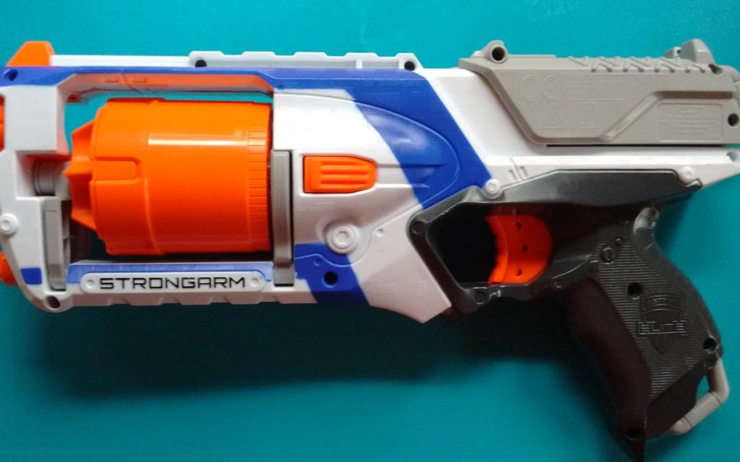 Our Nerf Guns