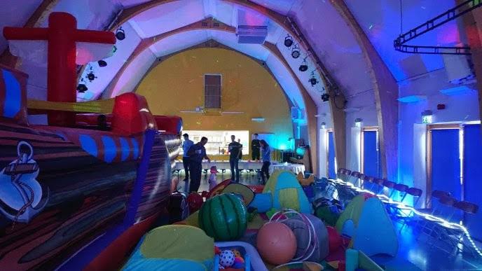 Children's Party venues Chessington