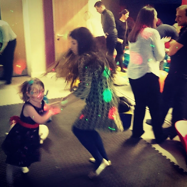 Dancing with your kids