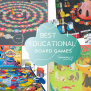 Best And Most Fun Educational Board Games For