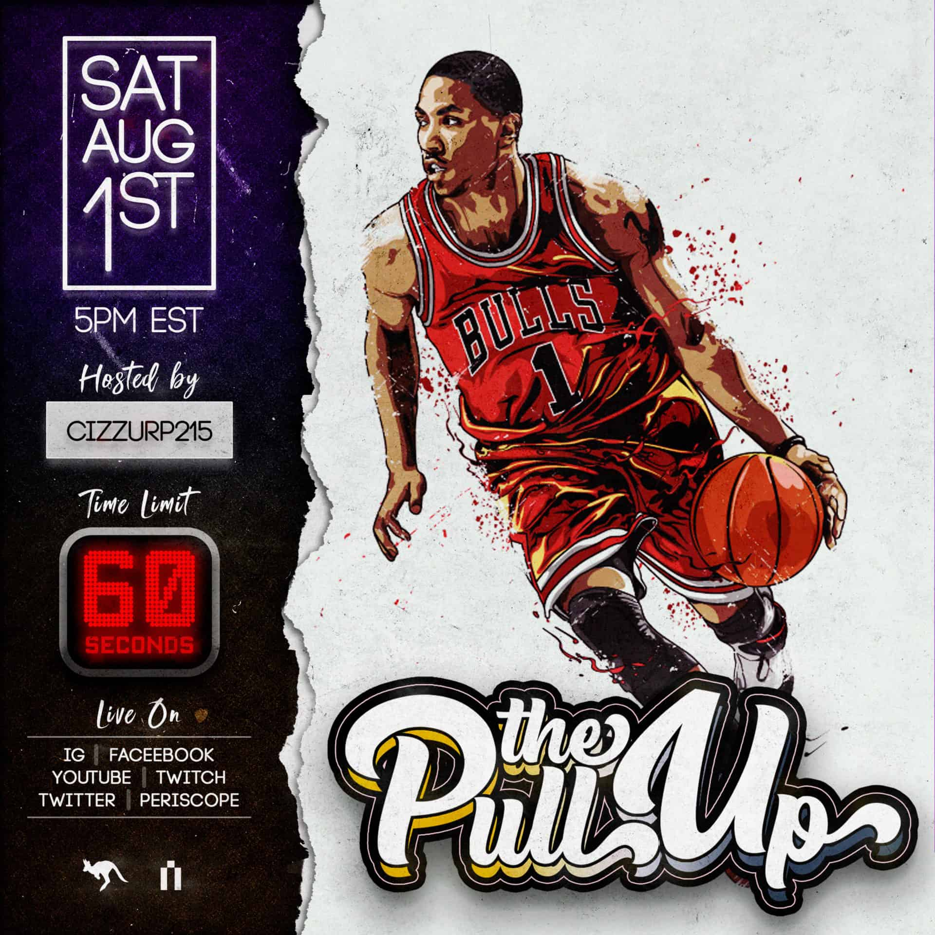 The Pull Up Vol 18