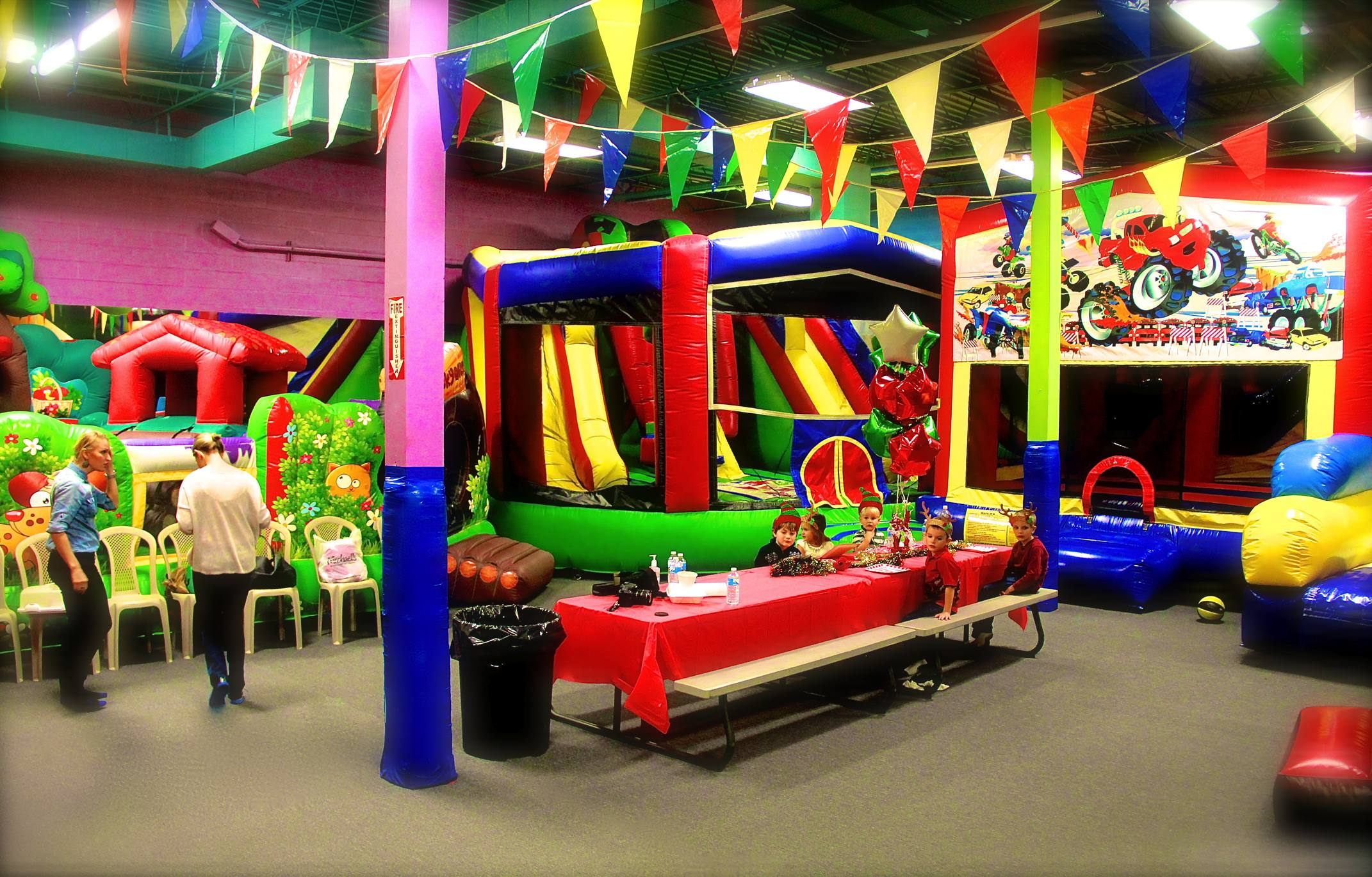 Book Your Party In Virginia Beach • Bounce House LLC