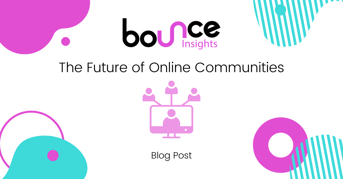Bounce Insights The Future of Online Communities Blog Post Cover Image