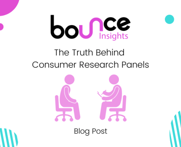 Bounce Insights The Truth Behind Consumer Research Panels Blog Post Cover Image