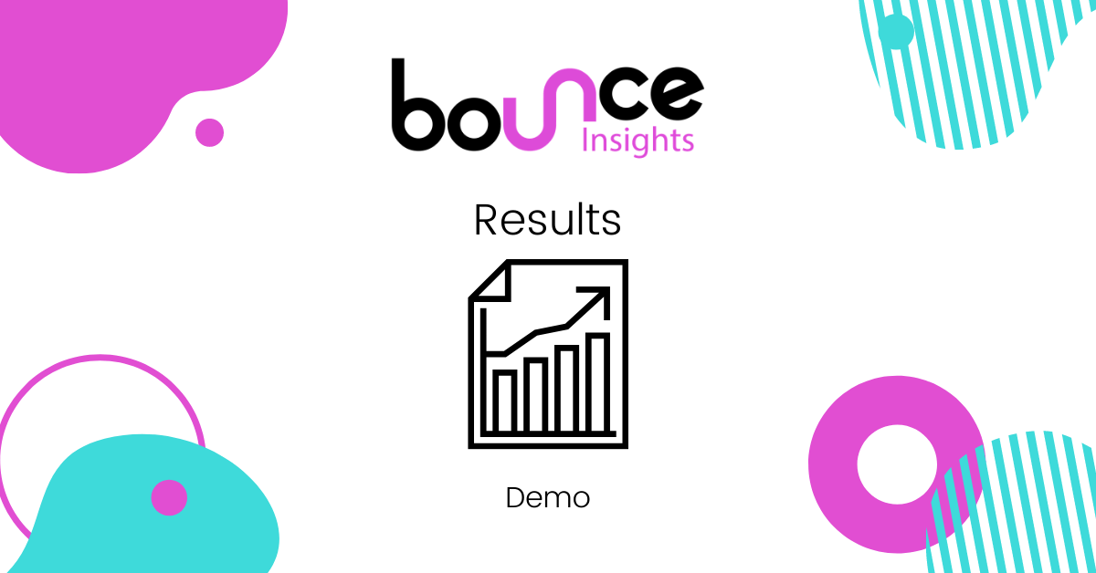 Bounce Insights Results Cover Image