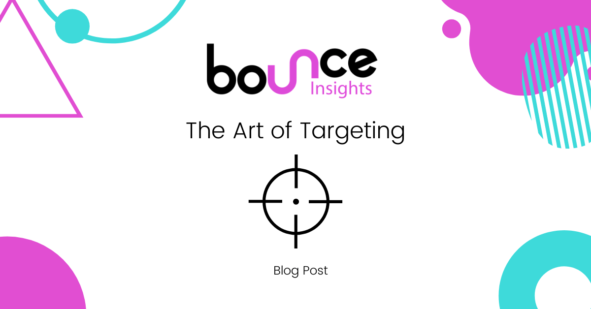 Bounce Insights The Art of Targeting Cover Image