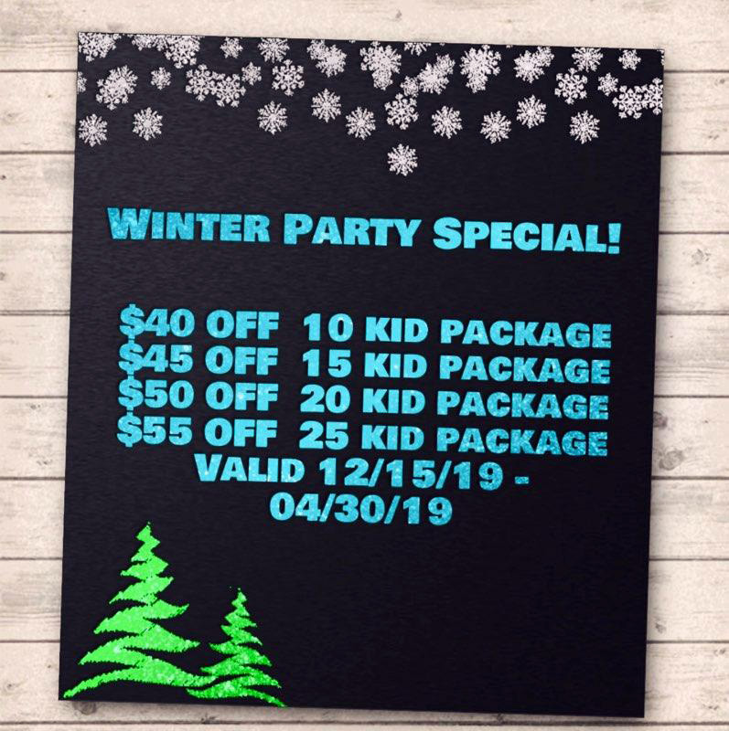 Winter Party Special