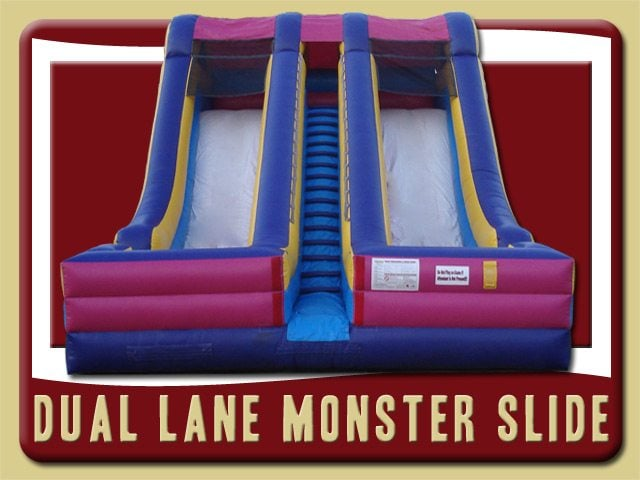 The Monster Inflatable Rental Pierson