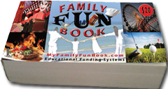 My Fmaily Fun Book Cut Out