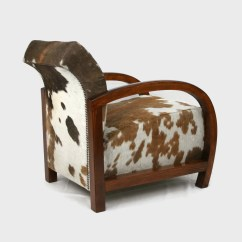 Cowhide Chairs Uk Farmhouse Kids Table And Set In Natural French Art Deco Armchair Upholstered Zulu Cow Hide