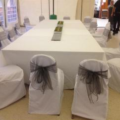 Chair Covers Ireland Plastic Adirondack Chairs Target And Table Bouncy Castle Hire Marquee In
