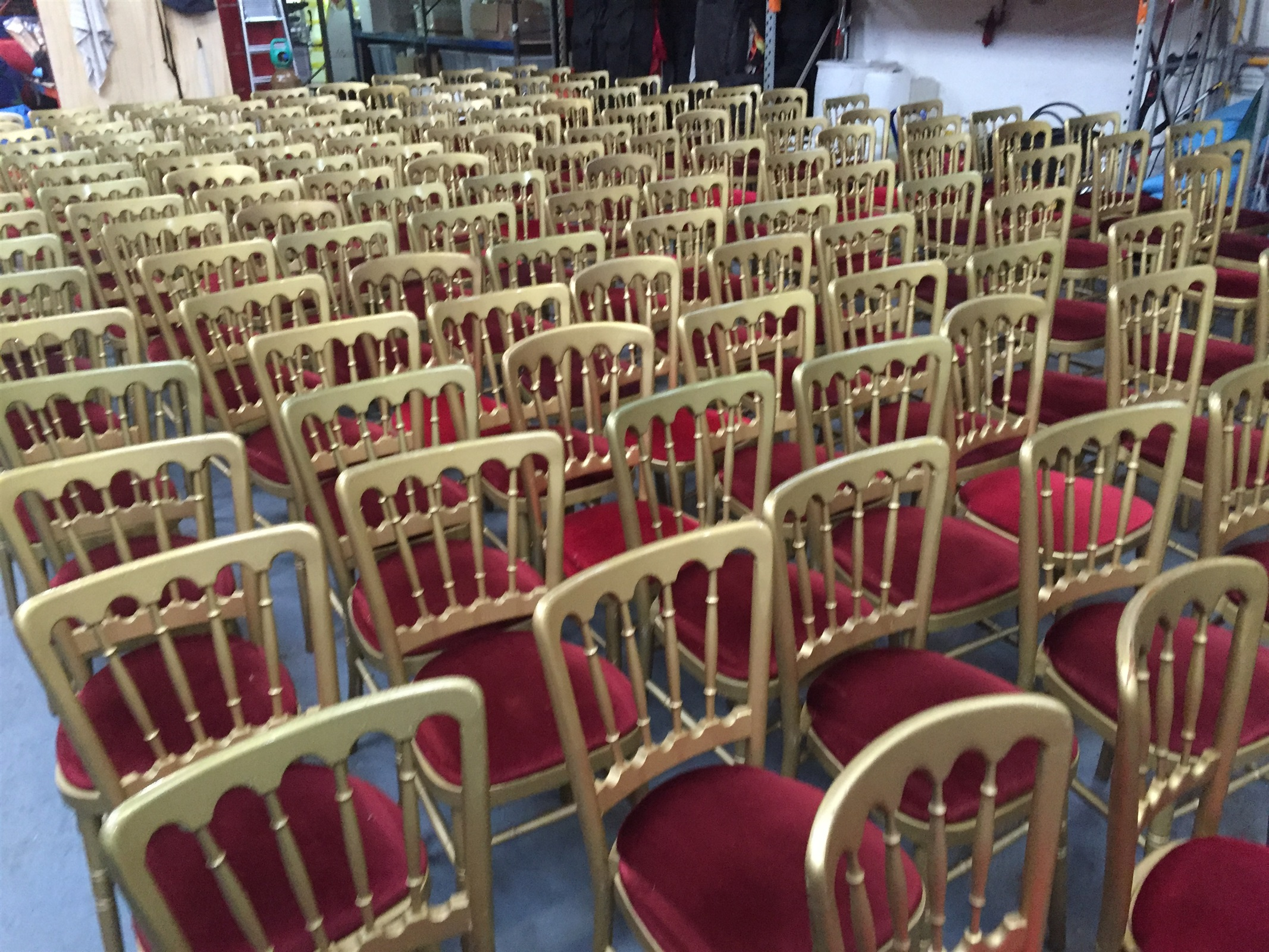 wedding chair cover hire cannock toddler folding napoleon chairs bouncy castle in wolverhampton
