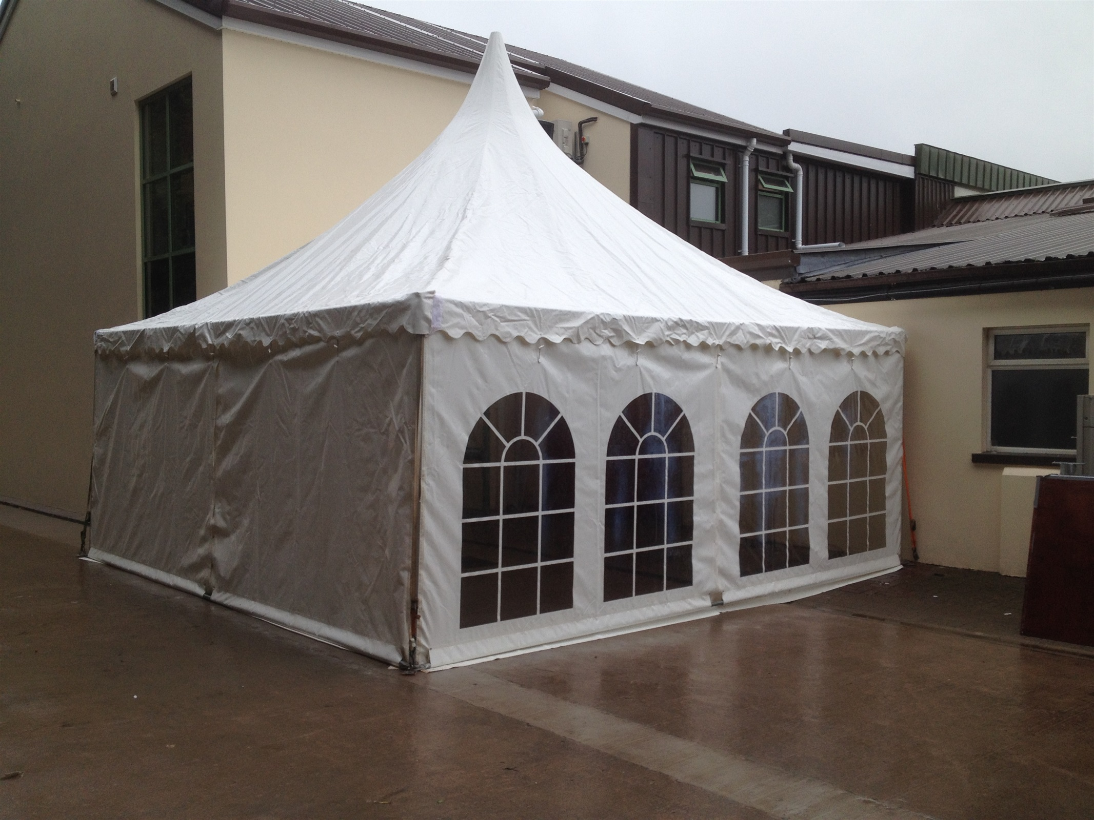 wedding chair covers hire northern ireland high dining table marquee bouncy castle in omagh