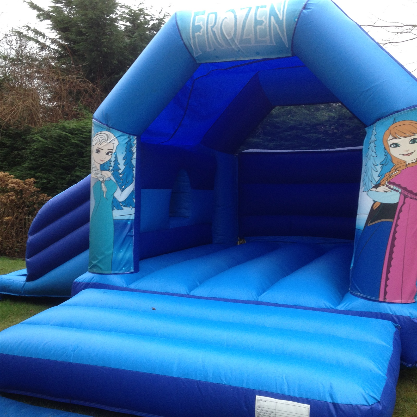 wedding chair covers hire northern ireland gym equipment bouncy castles castle marquee in omagh