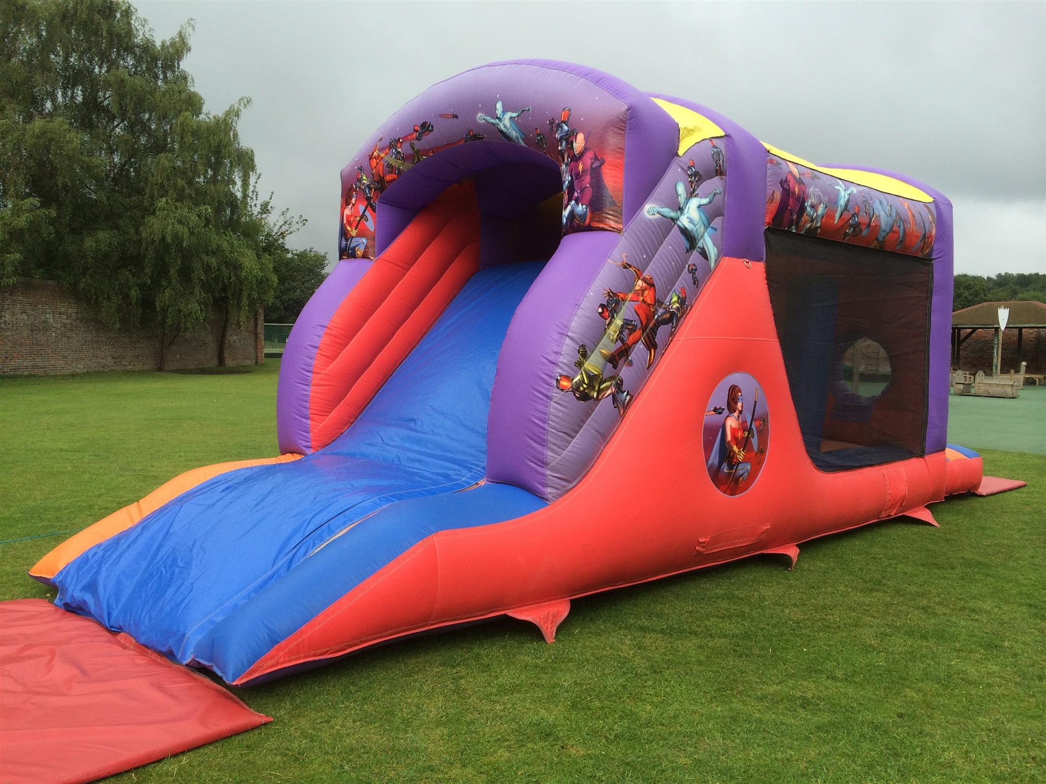 chair cover hire hemel hempstead funky bed bouncy castle castles