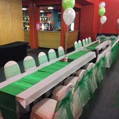 Hire Chair Covers Glasgow Office Herman Miller Balloons Bouncy Castle And Face Painting In