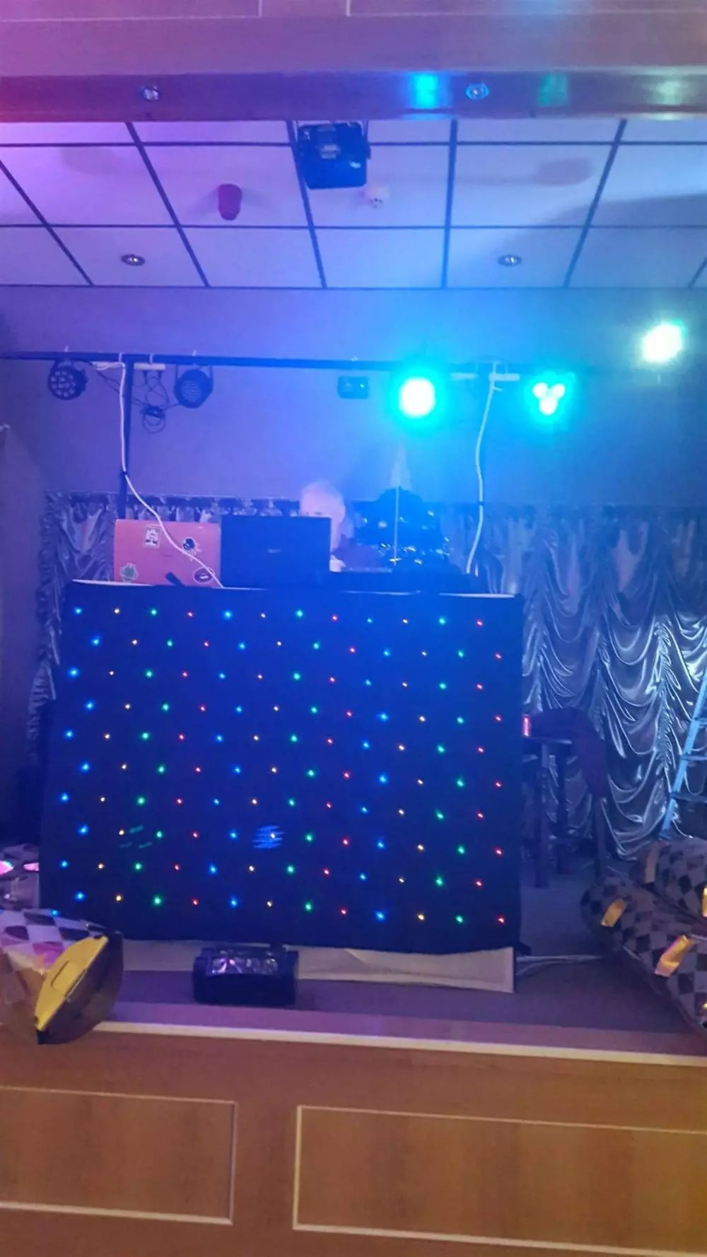 dj and lighting packages photobooth