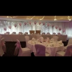 Wedding Chair Covers Burton On Trent Herman Miller Dining Chairs And Sashes Bouncy Castle Hire In Coalville Ibstock Sash Diy Or Ourselves