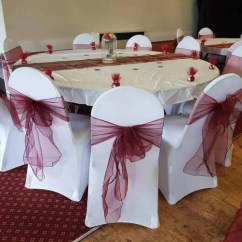 Chair Cover Hire Tamworth Ergonomic Godrej Price Decorations Balloons Party Bags Bouncy Castle In Covers And Wedding Letter Box