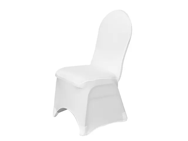 chair cover hire kerry 4 in 1 high white spandex covers bouncy castle ice cream van limerick cork munster ireland