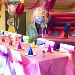 Chair Covers Hire In Wolverhampton Grey Fabric Chairs White And Coloured Sash Bouncy Castle Soft Play