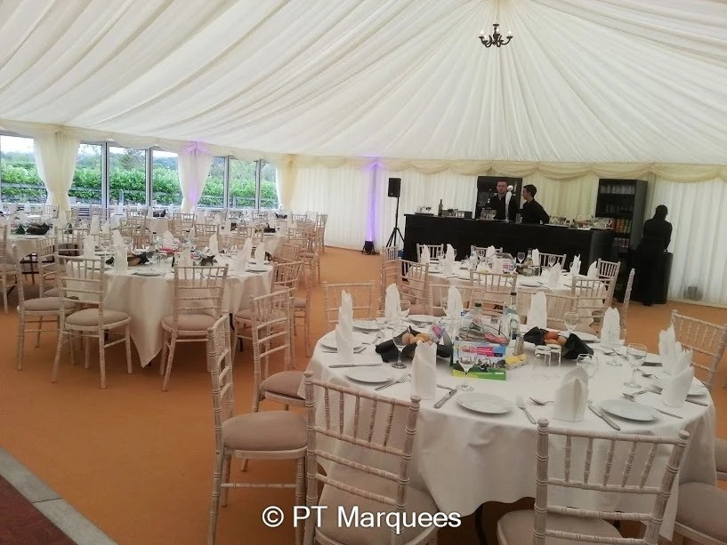 chair cover hire kerry swing with stand chiavari marquee in limerick ireland