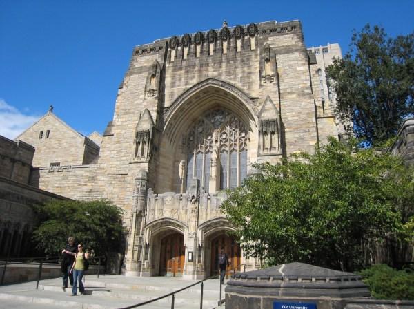 Yale University Bound 4 College