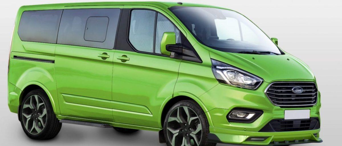 green-van