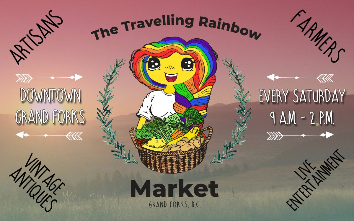Grand Forks – Travelling Rainbow Market