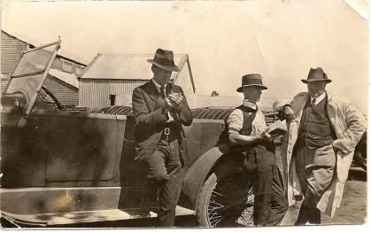 Kooba Sheep Sales 1920