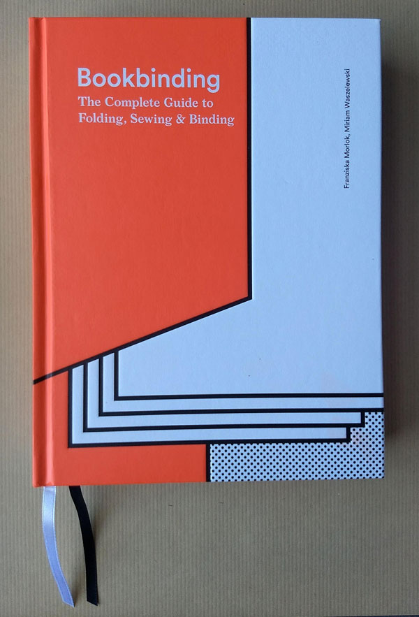 Bookbinding by Franziska Morlok and Miriam Waszelewski