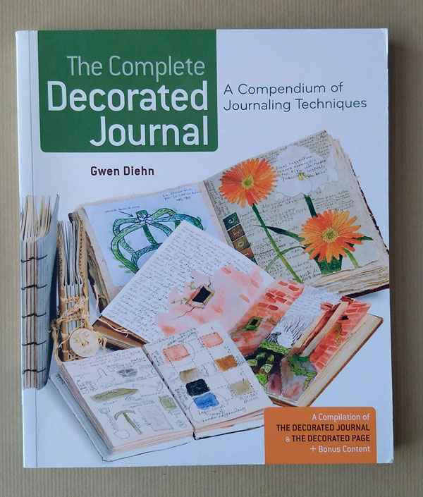 The Complete Decorated Journal by Gwen Diehn