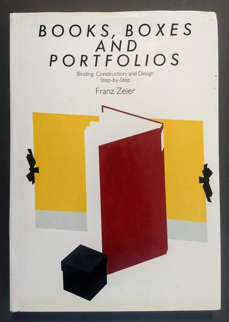 Books Boxes and Portfolios by Franz Zeier