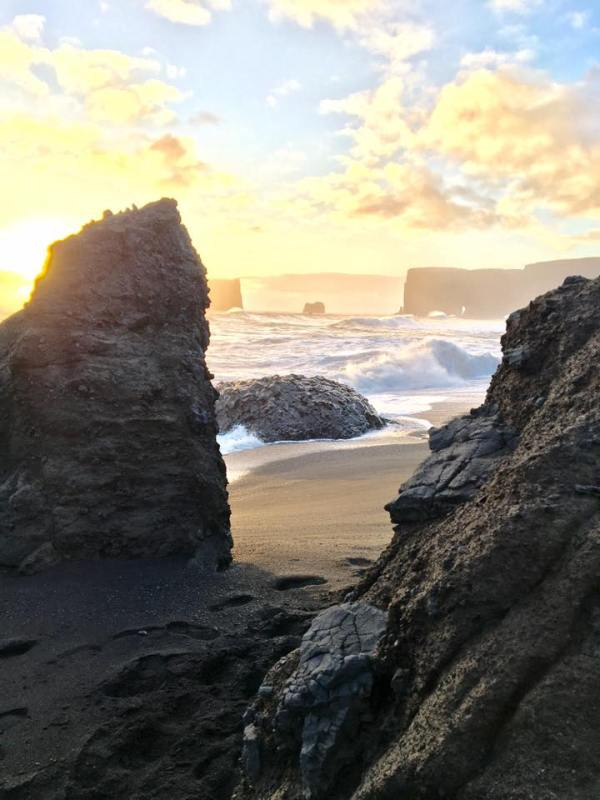 Travel to Dyrholaey, Iceland - Boundless beaches