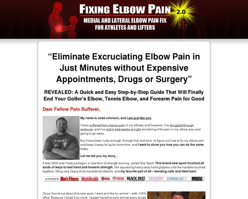 Elbow Pain? Tennis Elbow? Golfers Elbow? Get LASTING Relief | Fixing Elbow Pain