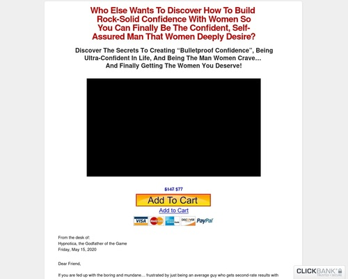How To Get Rock-Solid Confidence With Women | The Collection Of Confidence | CollectionOfConfidence.com