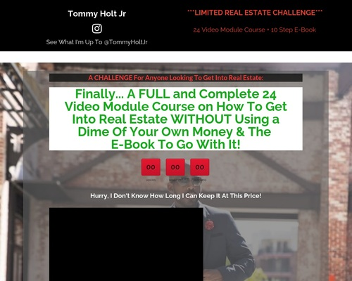 E2e Real Estate Academy 100% On Fe For Vips- Email Us