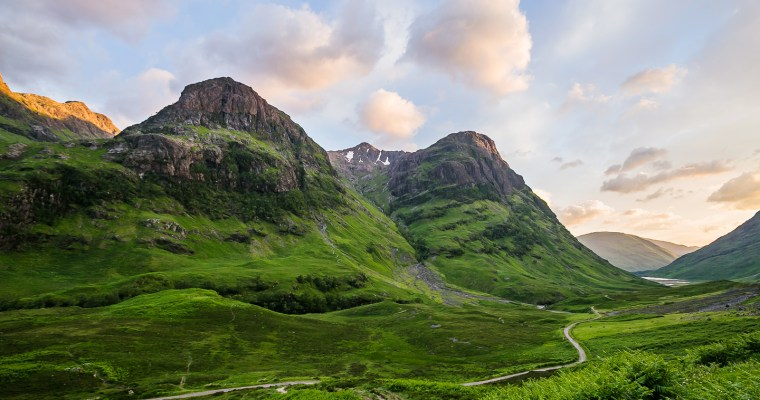 Time Travel Tuesday: A Photo Tour of the Scottish Highlands
