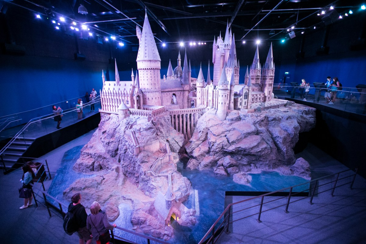 The Making of Harry Potter - Warner Bros. Studio Tour | London, England