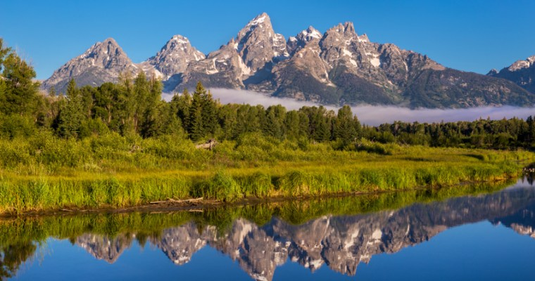 4 Places to Photograph Sunrise in Grand Teton National Park