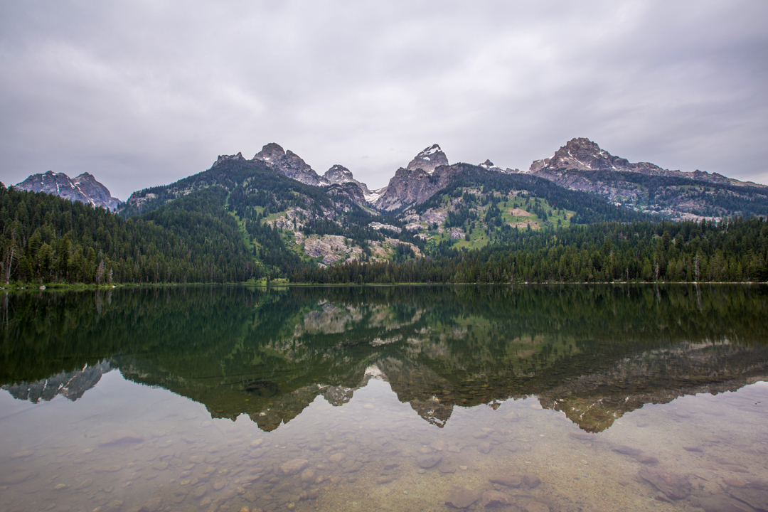 Hiking to Bradley & Taggart Lakes | Grand Teton National Park