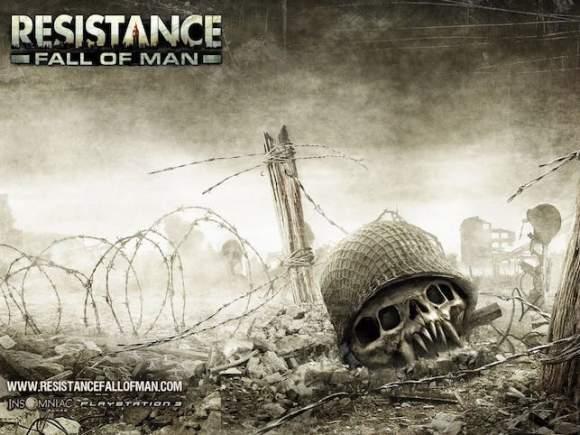 Resistance fall of man Insomniac games