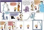 art contemporain Calvin & Hobbes 5