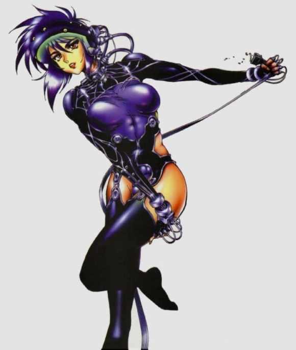 GITS-Masamune-Shirow