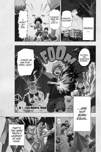 My Hero Academia (Boku no Hīrō Akademia)