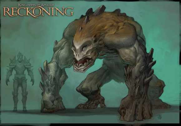 Kingdom of Amalur Reckoning concept